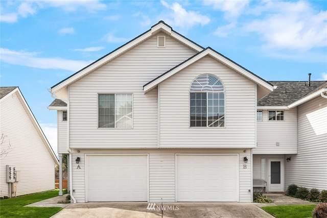 1203 24th Avenue Ct B, Milton, WA 98354 (#1734442) :: Shook Home Group