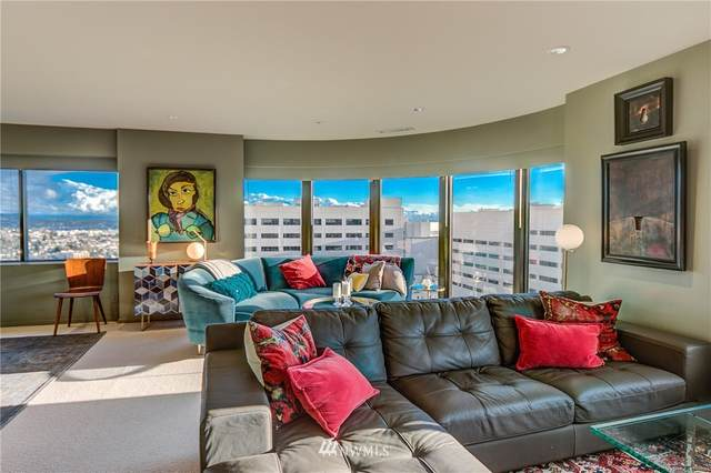 1301 Spring Street 19I, Seattle, WA 98104 (#1734457) :: Costello Team