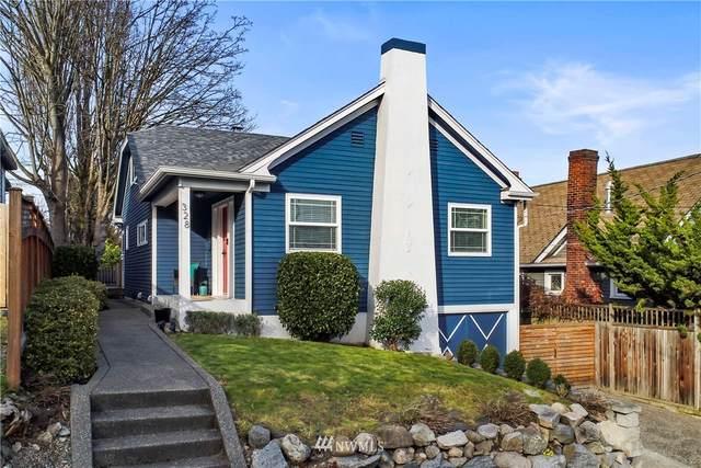 328 NE 56th Street, Seattle, WA 98105 (#1734475) :: Priority One Realty Inc.