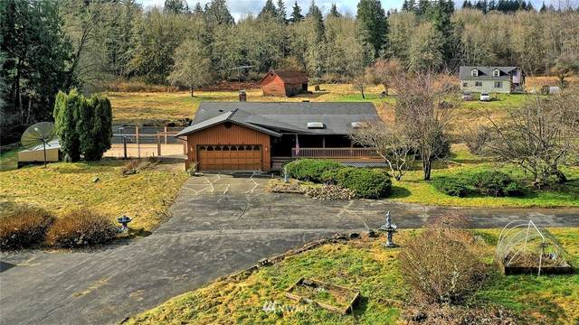 14602 132nd Street NE, Arlington, WA 98223 (#1734481) :: Better Homes and Gardens Real Estate McKenzie Group