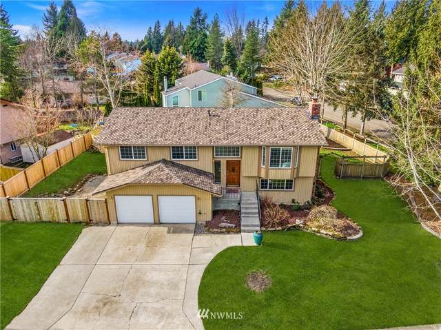 17309 161st Avenue SE, Renton, WA 98058 (#1734510) :: Ben Kinney Real Estate Team