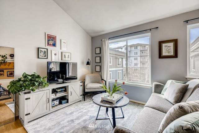 300 10th Avenue B411, Seattle, WA 98122 (#1734556) :: Costello Team