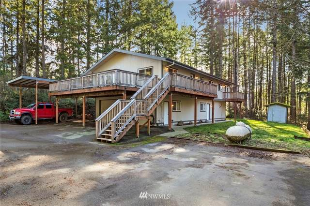 871 NE Larson Boulevard, Belfair, WA 98528 (#1734571) :: Better Properties Real Estate