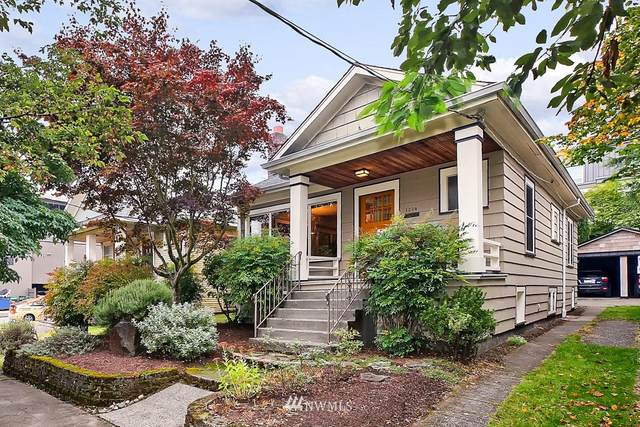 1204 N Allen Place, Seattle, WA 98103 (#1734629) :: Pickett Street Properties