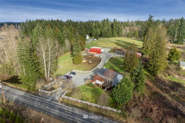 34721 40th Avenue S, Roy, WA 98580 (MLS #1734637) :: Brantley Christianson Real Estate