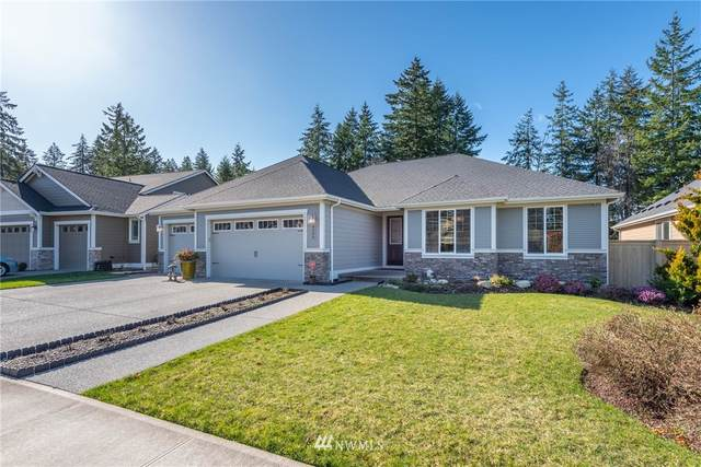 4309 Bogey Drive NE, Lacey, WA 98516 (MLS #1734656) :: Brantley Christianson Real Estate
