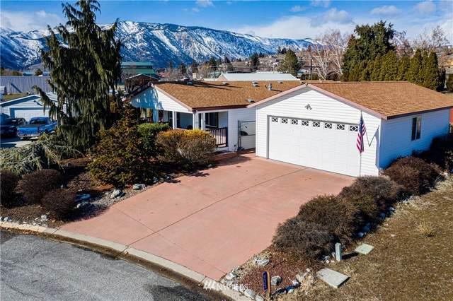 935 Sunrise Drive, Manson, WA 98831 (#1734661) :: McAuley Homes
