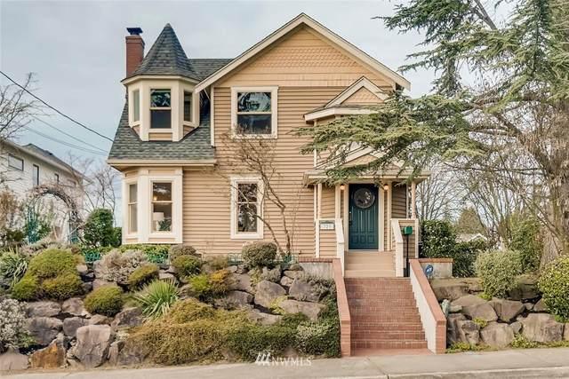 729 Main Street, Edmonds, WA 98020 (MLS #1734775) :: Brantley Christianson Real Estate