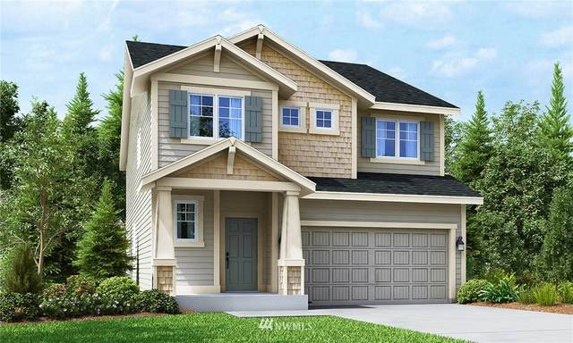 1018 Timberline (Homesite 171) Avenue, Bremerton, WA 98312 (#1734799) :: NextHome South Sound