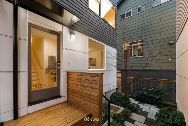 908 13th Avenue A, Seattle, WA 98122 (#1734803) :: Lucas Pinto Real Estate Group