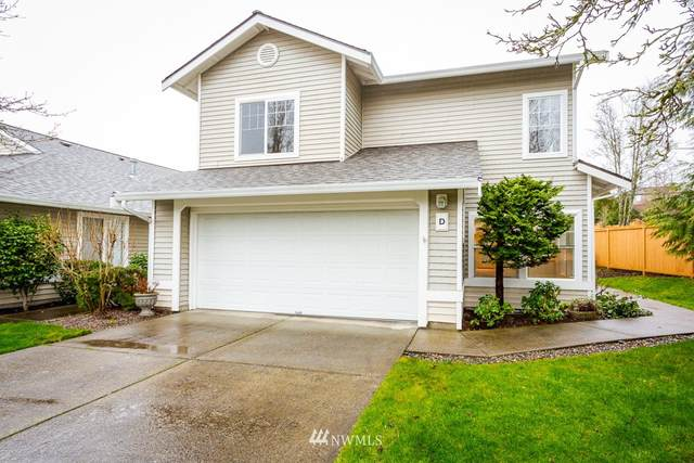6106 Nathan Avenue SE D, Auburn, WA 98092 (#1734898) :: Ben Kinney Real Estate Team