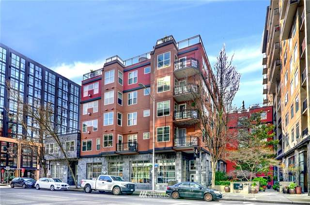 2607 Western Avenue #358, Seattle, WA 98121 (#1734901) :: The Robinett Group