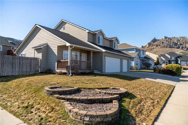 1538 Songbird Lane, Wenatchee, WA 98801 (MLS #1734908) :: Brantley Christianson Real Estate