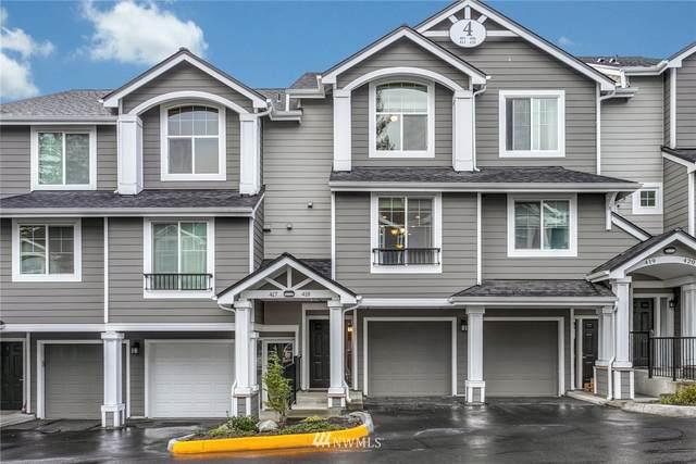 16125 Juanita Woodinville Way NE #418, Bothell, WA 98011 (#1734937) :: Pickett Street Properties