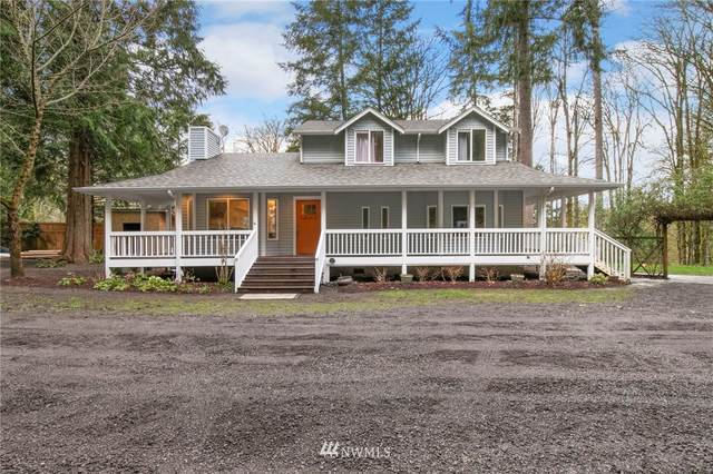 7427 NE Hidden Cove Road, Bainbridge Island, WA 98110 (#1734941) :: Shook Home Group