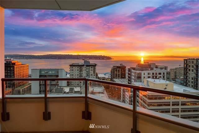 2621 2nd Avenue #1505, Seattle, WA 98121 (#1734964) :: Keller Williams Western Realty