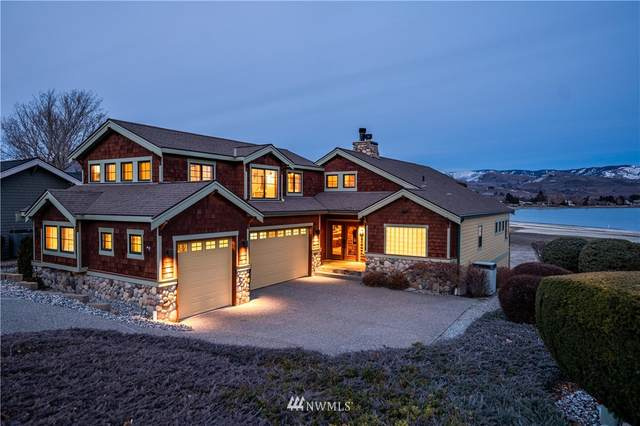 112 Chelan View Drive, Manson, WA 98831 (#1734969) :: Costello Team