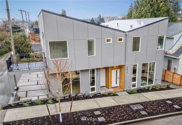 3915 SW Genesee Street, Seattle, WA 98116 (MLS #1735027) :: Brantley Christianson Real Estate