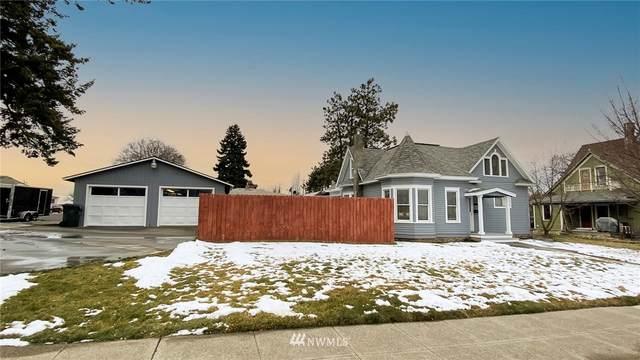 406 S Jefferson Street, Ritzville, WA 99169 (#1735055) :: Front Street Realty