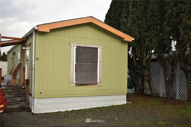 159 136th St S #30, Tacoma, WA 98444 (#1735121) :: The Shiflett Group