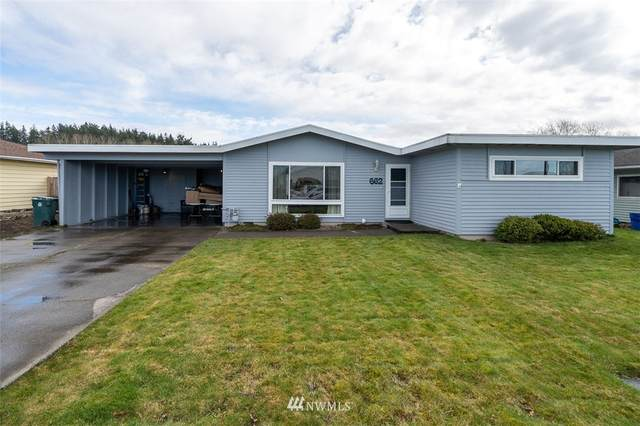 662 11 Th Street, Blaine, WA 98230 (#1735134) :: Ben Kinney Real Estate Team