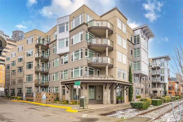 2000 Alaskan Way #552, Seattle, WA 98121 (#1735157) :: The Robinett Group