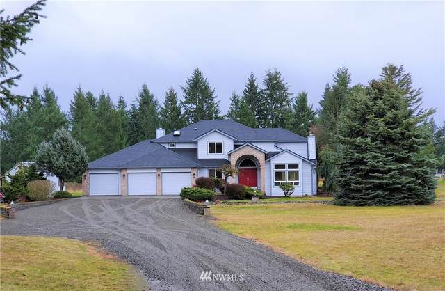 2726 260th Street E, Spanaway, WA 98387 (#1735184) :: Costello Team
