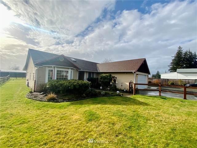 9505 Bridge Road SE, Yelm, WA 98597 (MLS #1735188) :: Brantley Christianson Real Estate