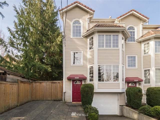 6329 Hillman Place NE, Seattle, WA 98115 (#1735239) :: The Shiflett Group