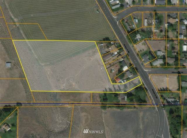0 Airway Drive, Moses Lake, WA 98837 (#1735277) :: Northern Key Team