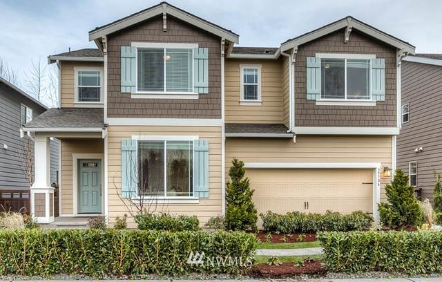 1014 Timberline (Homesite 170) Avenue, Bremerton, WA 98312 (#1735343) :: NextHome South Sound