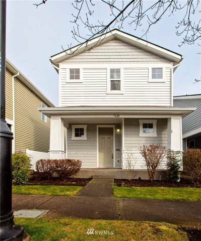 7628 Rushmore Avenue NE, Olympia, WA 98516 (#1735347) :: Ben Kinney Real Estate Team