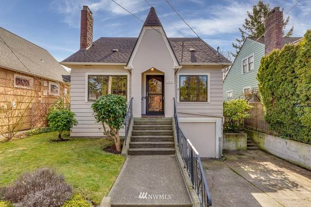 833 NW 58th Street, Seattle, WA 98107 (#1735360) :: Hauer Home Team