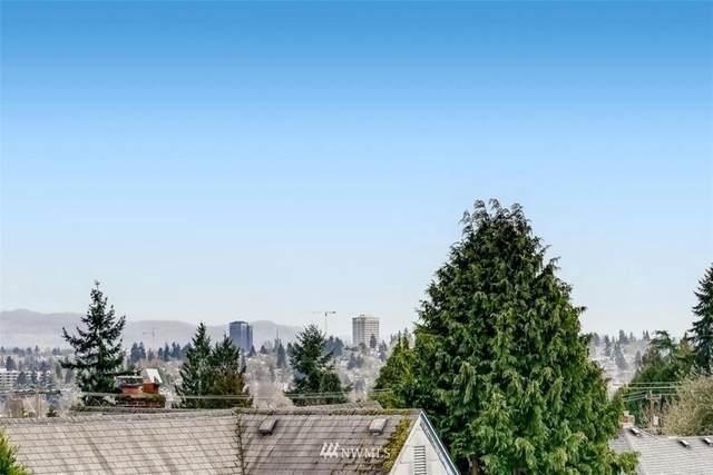 727 N 85th Street #303, Seattle, WA 98103 (#1735366) :: Pickett Street Properties