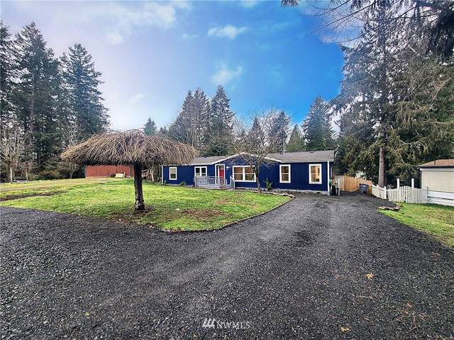 40 SE Canna Place, Shelton, WA 98584 (#1735397) :: The Robinett Group