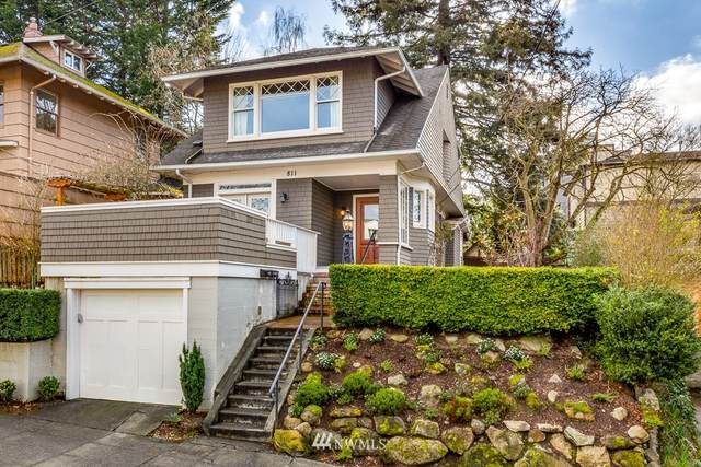 811 E Aloha Street, Seattle, WA 98102 (#1735411) :: Costello Team
