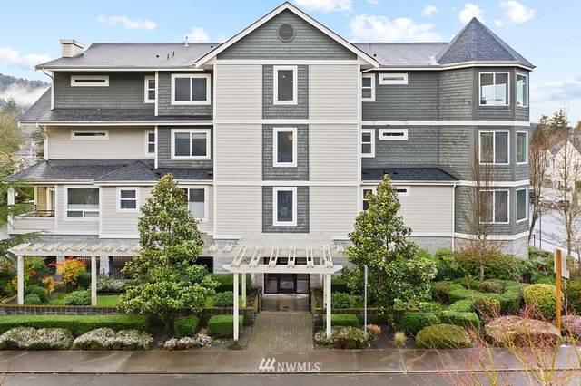 485 E Sunset Way 3B, Issaquah, WA 98027 (#1735435) :: M4 Real Estate Group