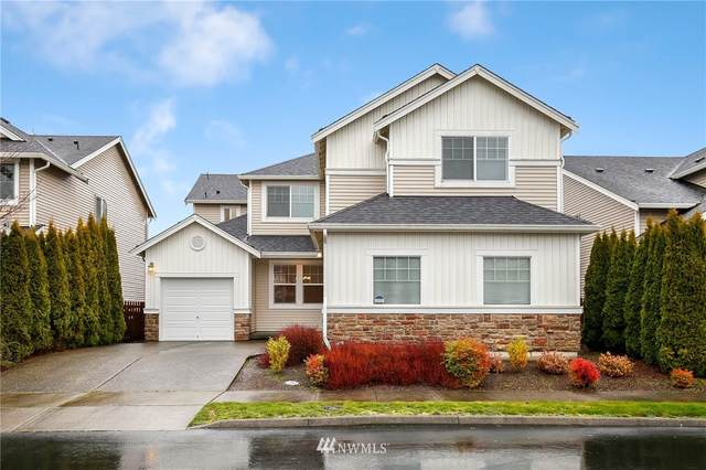4712 S 214th Way #125, Kent, WA 98032 (#1735440) :: Ben Kinney Real Estate Team