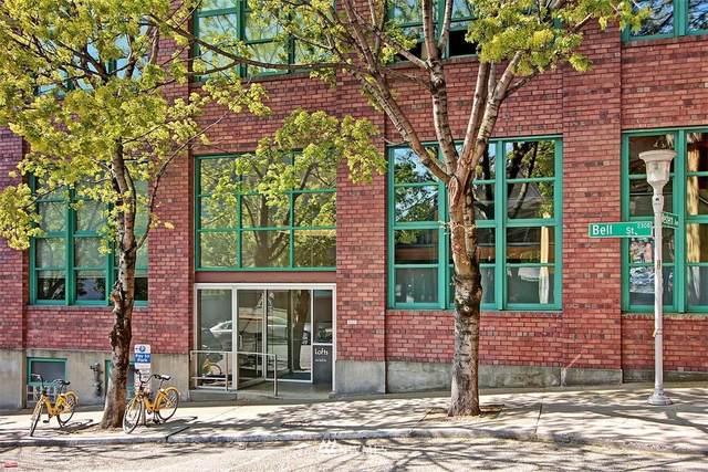 66 Bell Street #202, Seattle, WA 98121 (#1735453) :: Keller Williams Realty
