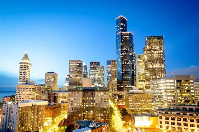 450 S Main Street #908, Seattle, WA 98104 (#1735463) :: The Robinett Group