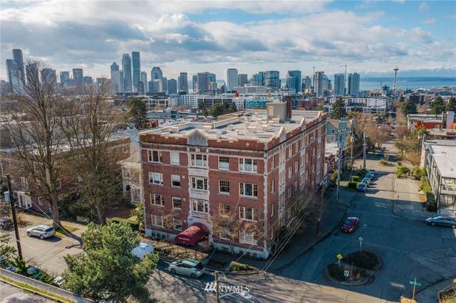 233 14th Avenue E #303, Seattle, WA 98112 (#1735535) :: NextHome South Sound