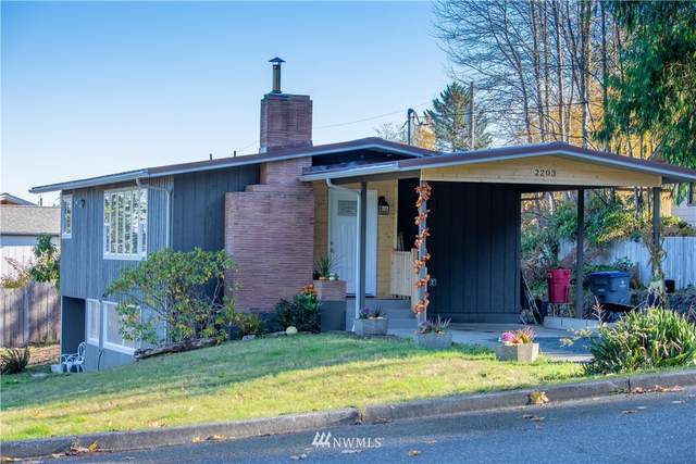 2203 S Cherry, Port Angeles, WA 98362 (MLS #1735572) :: Brantley Christianson Real Estate