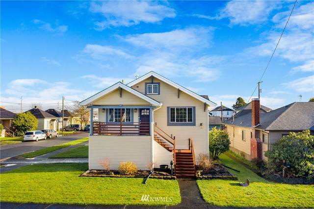 501 W 2nd Street, Aberdeen, WA 98520 (#1735582) :: NextHome South Sound