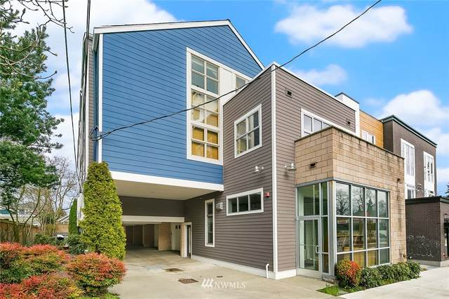 2502 N 50th Street #104, Seattle, WA 98103 (#1735684) :: Pickett Street Properties