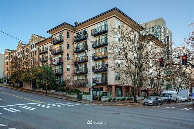 1323 Boren Ave #507, Seattle, WA 98101 (#1735706) :: Costello Team