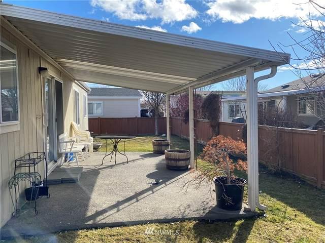 1100 S Rosewood Drive #210, Ellensburg, WA 98926 (MLS #1735781) :: Brantley Christianson Real Estate