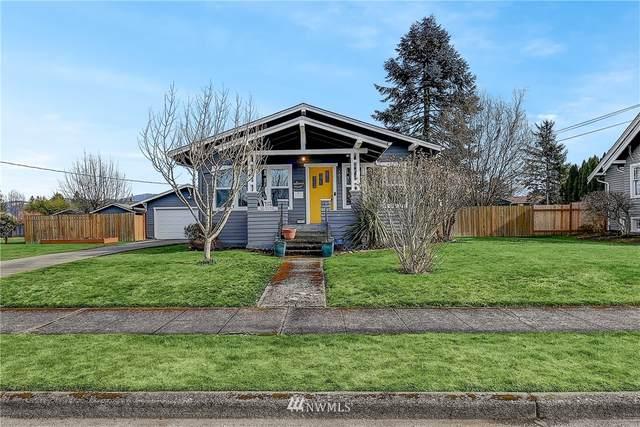1827 Harding Street, Enumclaw, WA 98022 (#1735795) :: Canterwood Real Estate Team