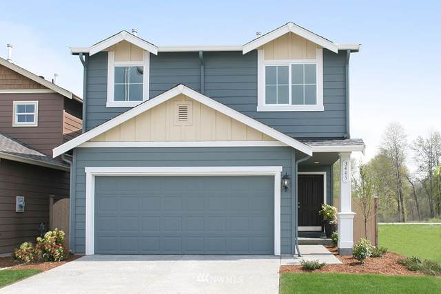 10713 187th Street E #709, Puyallup, WA 98374 (#1735809) :: TRI STAR Team | RE/MAX NW