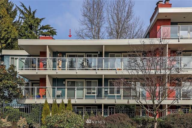 1730 Taylor Avenue N #402, Seattle, WA 98109 (#1735846) :: Hauer Home Team
