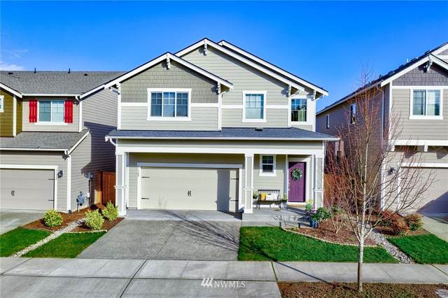 3128 Gladiator Street NE #32, Lacey, WA 98516 (MLS #1735849) :: Brantley Christianson Real Estate